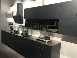 modern gray kitchen cabinets beat monotony with style