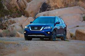 nissan pathfinder hybrid 2017 2017 nissan pathfinder steps up with more power and improved