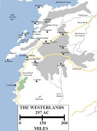 World Of Ice And Fire Map by Geographic Map 9 The Westerlands Atlas Of Ice And Fire