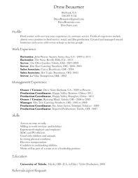 server resume example resume cocktail server resume printable of cocktail server resume large size