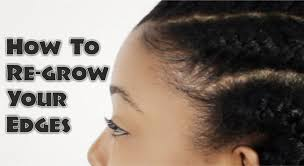 ideas for hairstyles for damaged edges summer hairstyles for natural hairstyles for thin edges three tips