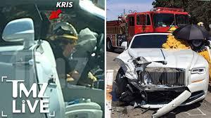 Kris Jenner Live - kris jenner brutal car wreck tmz live youtube