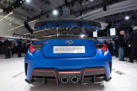 subaru gtr 2015 the most beautiful eye catching cars of new york auto show