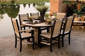 Polywood Patio Furniture by Sensational Design Polywood Dining Table All Dining Room