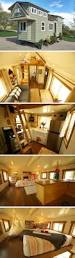 this beautiful 200 sq ft tiny house was designed and built for a