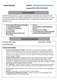 Email For Sending Resume To Hr Hr Resume With 4 Years Of Experience