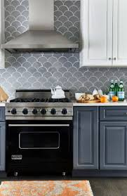 Moroccan Tiles Kitchen Backsplash by Best 20 Fish Scale Tile Ideas On Pinterest Beach Style Bathroom