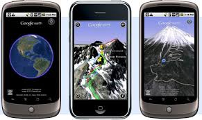 earth for android gps android development