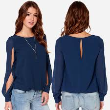 shoulder cut out blouse shoulder tops for blouse high plus size