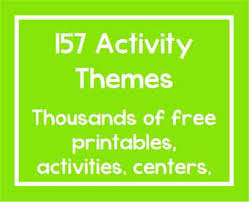 kidsparkz preschool activities free printables and themes for