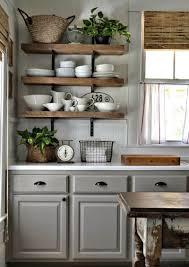 deco bois brut cuisine gris et bois en 50 modèles variés pour tous les goûts