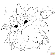 skylander coloring pages 224 coloring page