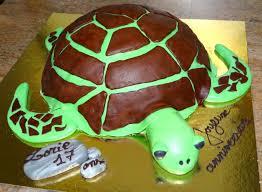 gateau anniversaire animaux gâteau anniversaire tortue