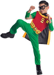 titan robin boys costume costume craze
