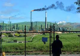 benicia flaring at valero refinery causes evacuations