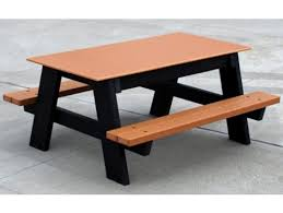 kids outdoor picnic table buy a durable kids outdoor table at an affordable price recycled