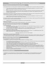 Immigration Consultant Resume S I No 349 2015 Employment Permits Amendment Regulations 2015