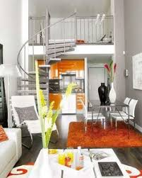 Small Apartment With Modern Minimalist Interior Design - Interior design ideas small apartment