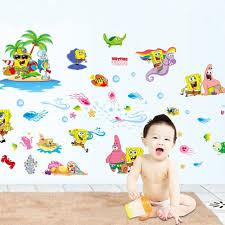 spongebob bathroom decor for kids u2014 office and bedroom