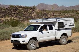 pop up cer toyota tacoma roseann jonathan hanson four wheel cers low profile