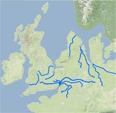 thames river map europe if doggerland had not drowned abroad in the yard