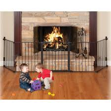 how to protect your baby or toddler from the fireplace top kids