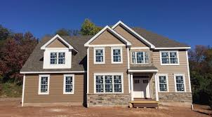 new custom luxury homes in ellington ct santini homes