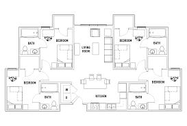 4 bed 4 bath university view student housing prairie view tx