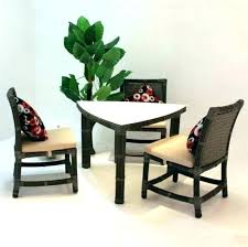 triangle high top table triangle shaped dining room table marvelous ideas in inspirations 19