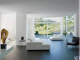 Design A Sofa Richard Meier Designs A Minimalist Home In Luxembourg