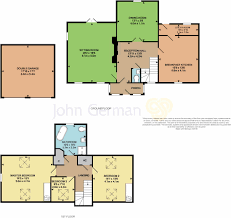 The Burrow Floor Plan 3 Bedroom Barn Conversion For Sale In Burrows Lane Brailsford