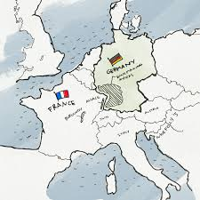 France Germany Map by Germany Pinot U003d Super Delicious Wine Folly