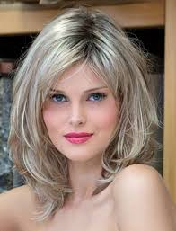 haircut for rectangle shape face layered wavy hairstyles for oval faces long medium short hair