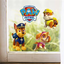 Aliexpresscom  Buy Cartoon Movie Clever Police Dog Wall Stickers - Stickers for kids room