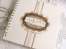 vintage wedding guest book goes wedding vintage unique sweet wedding guest book in personal