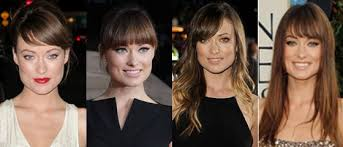 best haircut for a large jaw olivia wilde best hairstyles for a square face