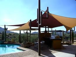 residential shade sails and shade structures shade canopies