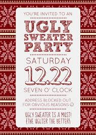 ugly sweater partaaay diary of a mad crafter