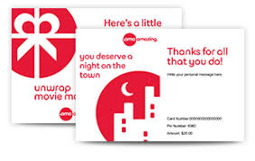 theater gift cards gift ideas 30