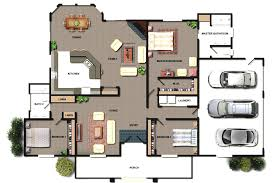 home plan architects house architecture plan interior design