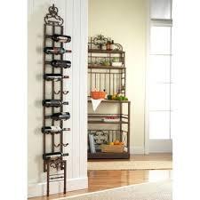 bago luma benbrook 10 bottle wall mounted wine rack wvr909 xb