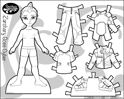 printable paper dolls zachary goes cyber printable paper doll paper thin personas