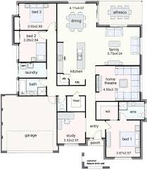 floor plan designs for homes exellent designer house plans floor l shaped modern ranch style