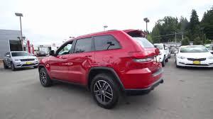 2018 jeep grand cherokee trailhawk 2018 jeep grand cherokee trailhawk 4x4 redline 2 coat pearl