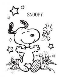 snoopy coloring pages kids printable tags snoopy coloring