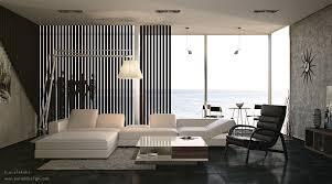 Pleasing  Black And White Interior Design Ideas Living Room - Black and white living room design ideas
