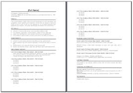 Resume Templates Online Free Online Templates For Resumes Resume 89 Stunning Create A