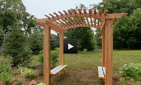 How To Make A Gun Cabinet by How To Build A Garden Arbor Plans Diy Free Download Making A Gun