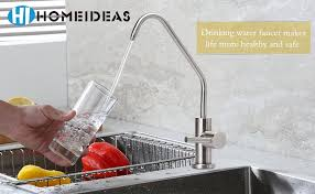 homeideas single handle drinking water faucet filtered water
