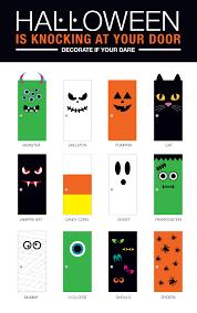 Frankenstein Door Decoration Halloween Is Knocking At Your Door Decorate If You Dare